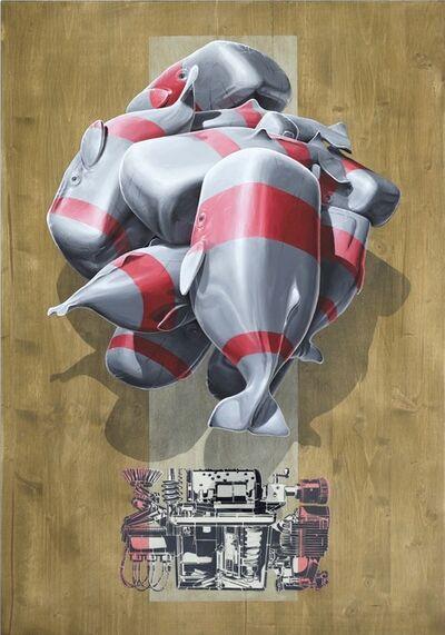 NEVERCREW, 'Mirroring Machine #3', 2017