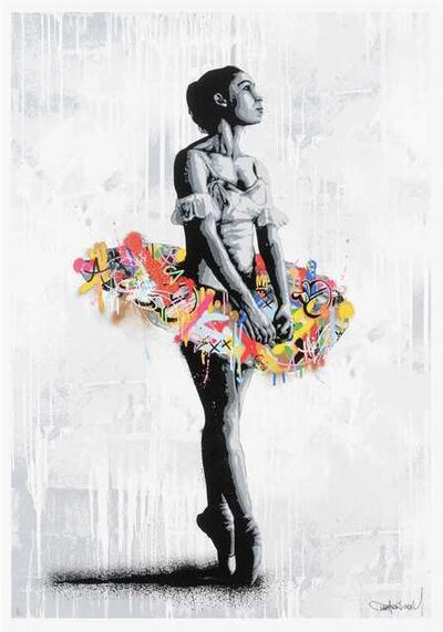 Martin Whatson, 'En Point (Hand Finished)', 2014