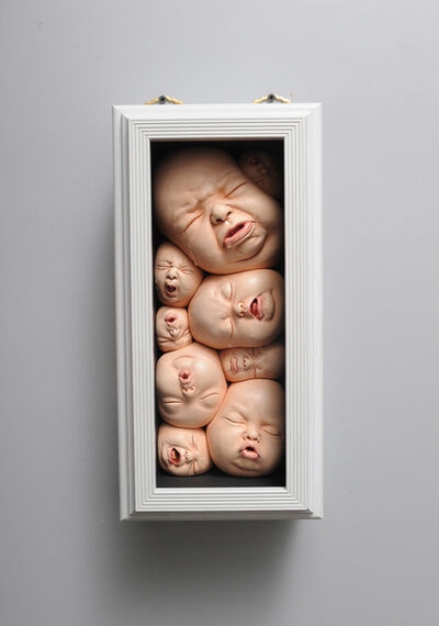 Johnson Tsang, 'Finding Position in the Box', 2019