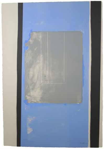 Robert Motherwell, 'The Aberdeen Stone', 1971