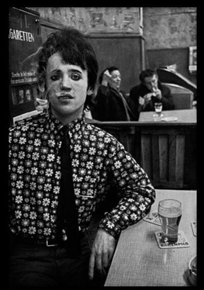 Anders Petersen, 'Untitled, Cafe Lehmitz, Hamburg, 1967-1970', 1967
