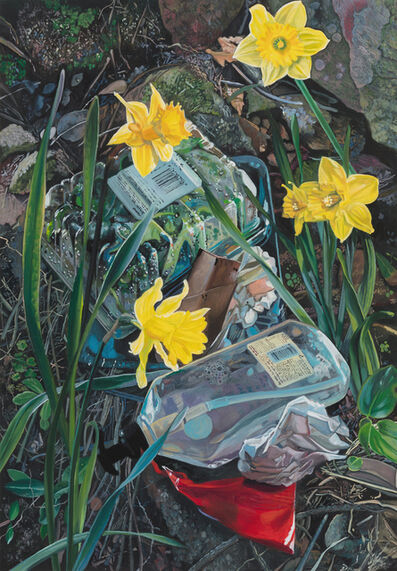 Deborah Poynton, 'Daffodils', 2018
