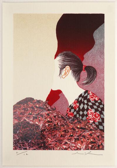Chika Osaka, 'The Worst on the Skin', 2020