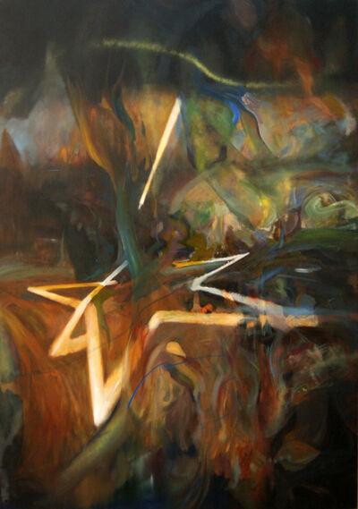 Mirel Vieru, 'Drifting Star III', 2019