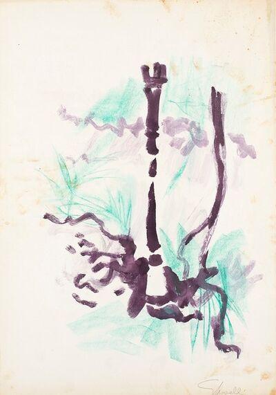 Gastone Novelli, 'Untitled', 1957