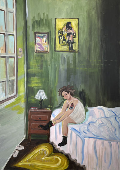 Fátima Pecci Carou, 'El despertar de la empleada pública', 2019