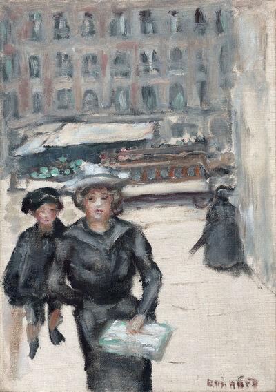 Pierre Bonnard, 'The Little Street or Boulevard des Batignolles, (Petite rue où Boulevard des Batignolles)', ca. 1903