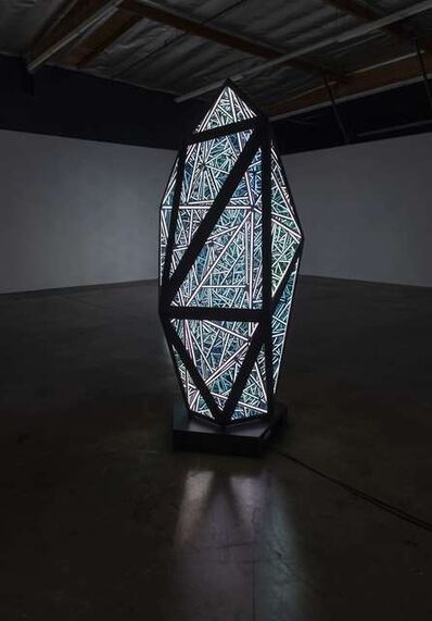 Anthony James, 'Crystal 001', 2020