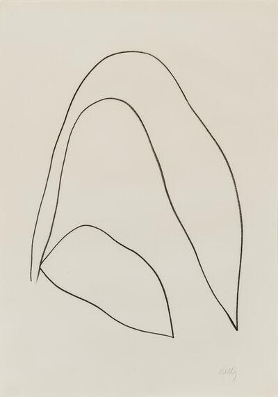 Ellsworth Kelly, 'Leaves', 1964-65