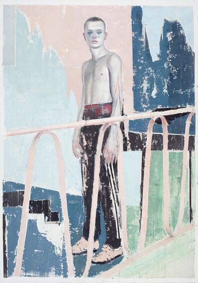 Alexander Tinei, 'Pink Boy'