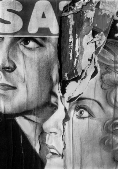 Walker Evans, 'Torn Movie Poster', 1931