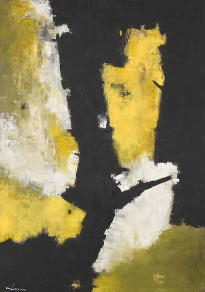 Charles Green Shaw, 'Root Symbol', 1959
