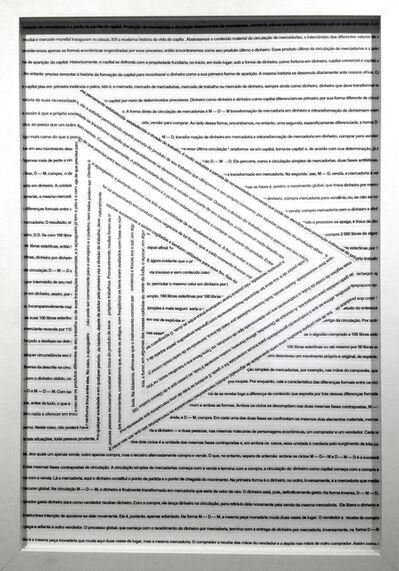 Ricardo Villa, 'Articulando princípios #3', 2015