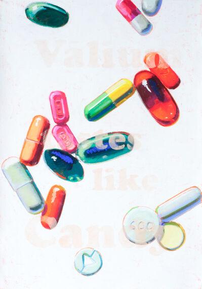 Kelly Reemtsen, 'Valium Tastes Like Candy', 2012