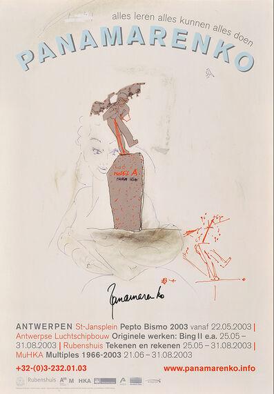 Panamarenko, 'Alles leren Alles kunnen Alles doen', 2003