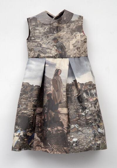 Andrea Lilienthal, 'New York Times Little Dress XVIII', 2019