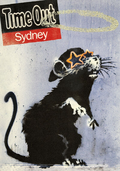 Banksy, 'Time Out Sydney', 2010