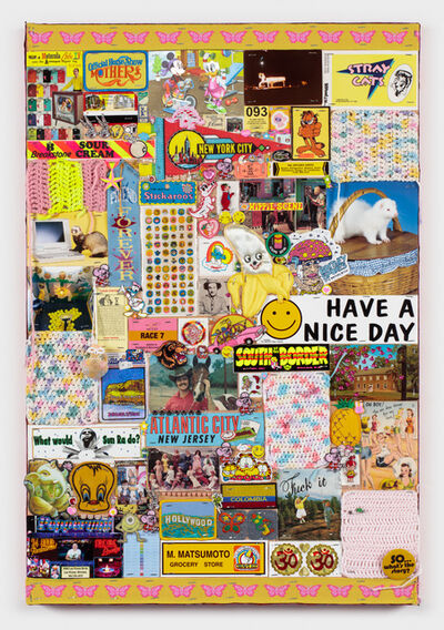 Kelly McCafferty, 'Mellow Yellow', 2018