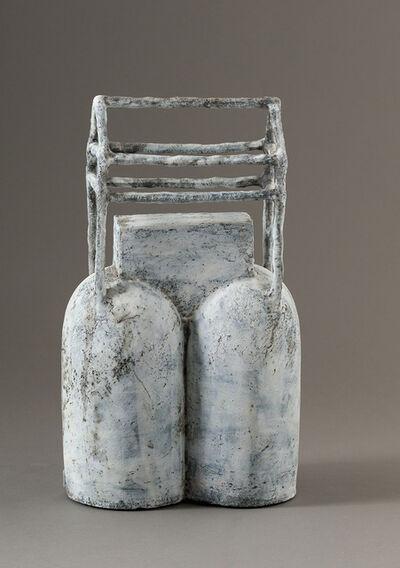 Daphne Corregan, 'White silos', 2019