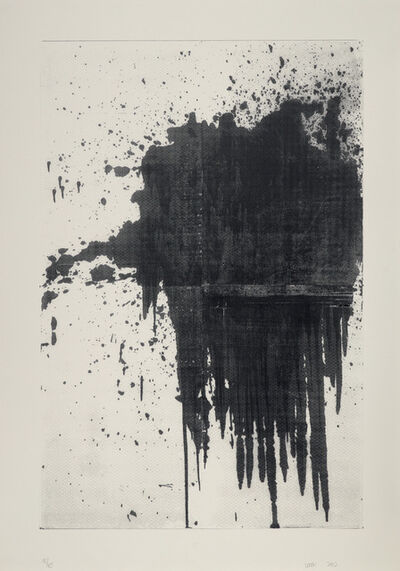 Christopher Wool, 'Untitled (Sonic Youth)', 2012