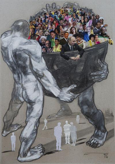 Dawit Abebe, 'Mutual Identity 33', 2020