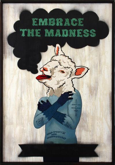Koichiro Takagi, 'Embrace The Madness', 2016