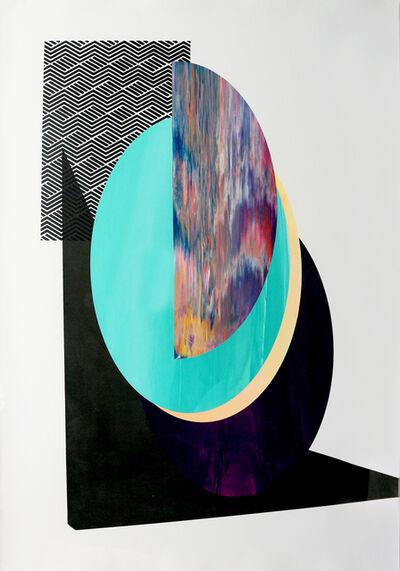Jorge Cabieses, 'Patrones (5)', 2017