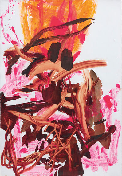 Charline von Heyl, 'Untitled', 2004