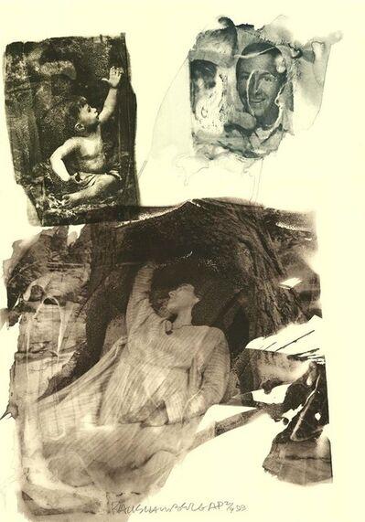 Robert Rauschenberg, ''topher (Ruminations)', 1999