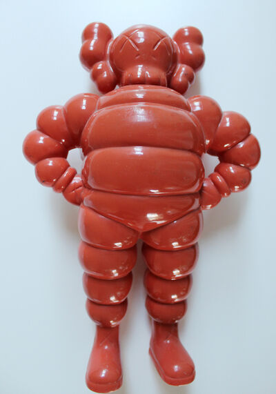KAWS, 'Pink Chum', 2002