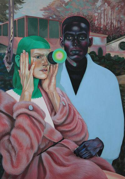 Martine Johanna, 'Celestial Messenger', 2018