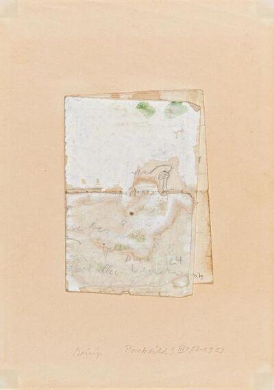 Joseph Beuys, 'Packbild 3 II', 1958/59