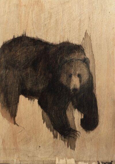 Helen Durant, 'Black Bear', 2019