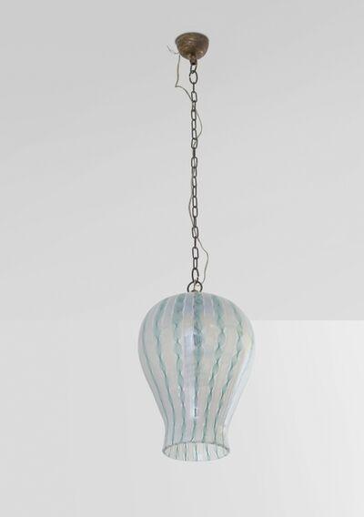 Paolo Venini, 'A hanging lamp', circa 1950