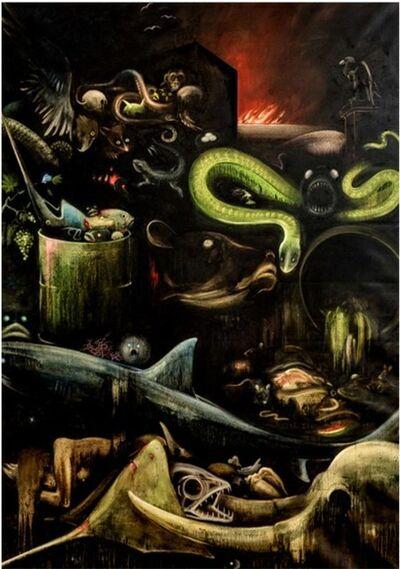 Paolo Pelosini, 'Nocturne #5 (The Dump)', 2017