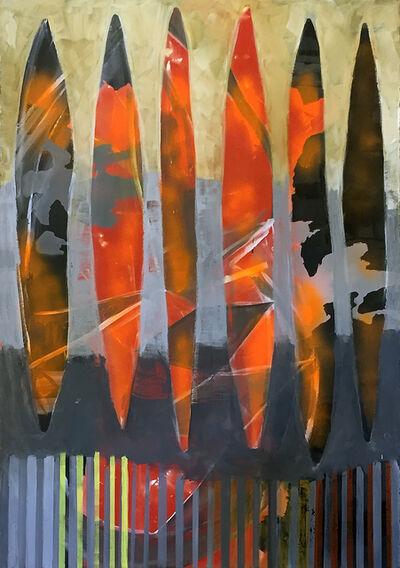 Yura Adams, 'Double Slit Projection', 2017