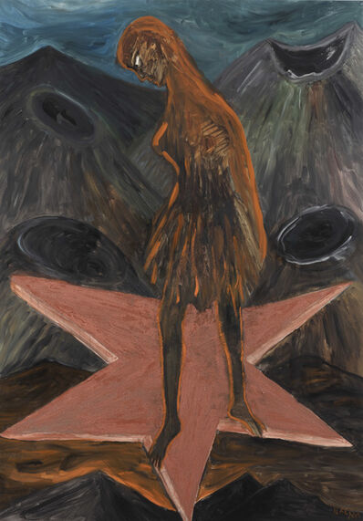 Ursula Reuter Christiansen, 'Is this my star? ', 2019