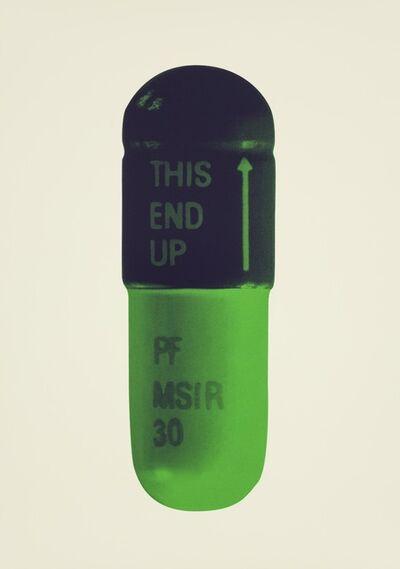 Damien Hirst, 'The Cure - Cream/Aubergine/Pea Green', 2014