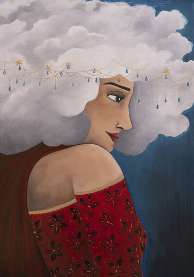 Pauline Bailly, 'La couronne de perles', 2019