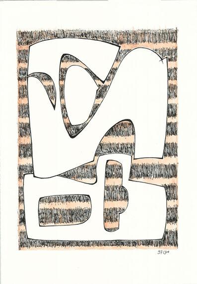 Mona Saudi, 'Waves', 1997