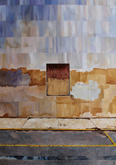 Jessica Hess, 'Wall I', 2017