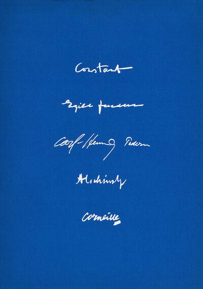 Constant, 'COBRA', 1988