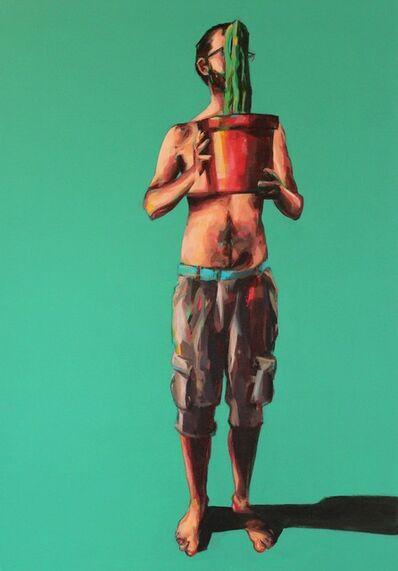 Claude Chandler, 'Cactus Man', 2019
