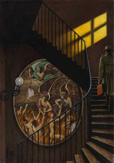 Sergio Ceccotti, 'Purgatorio', 1995