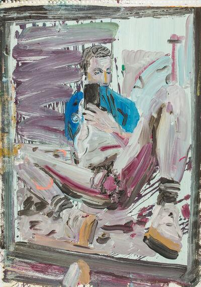 Rui Ferreira, 'In the studio in Lisbon', 2019