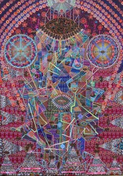 Asad Faulwell, 'Labyrinth', 2018