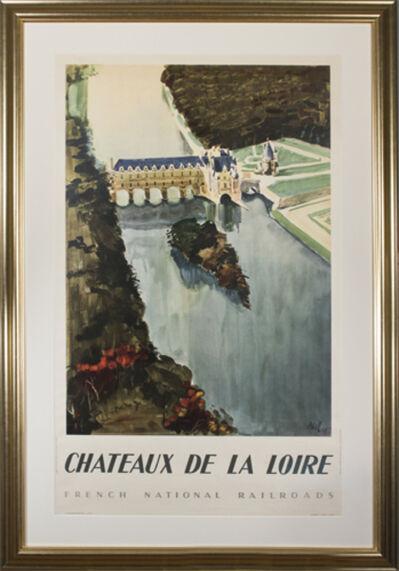 Robert Abel, 'Chateaux De La Loire (Societe Nationale des Chemins de Fer Francais)', 1947