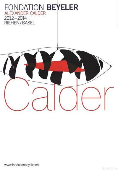 Alexander Calder, 'Utitled', 2012