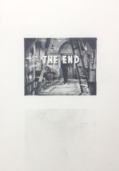 Andreas Albrectsen, 'The End (16)', 2015