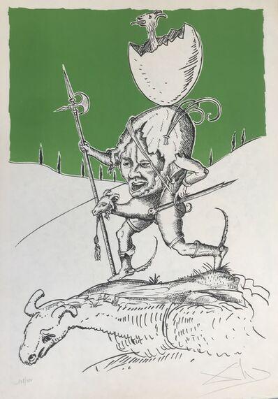 Salvador Dalí, 'Jason', 1973